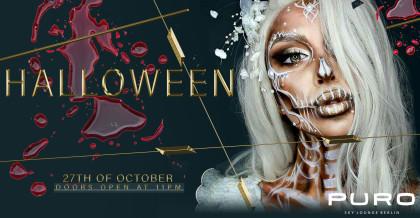 Halloween-Veranstaltung